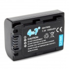 Replacement GD-FH50 7.4V 1050mAh Battery for Sony DCR-SR300E / SR200E / SR82E + More
