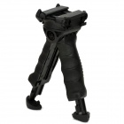 FAB Defense T-POD G2 Rotating Tactical Foregrip & Bi-Pod - Schwarz