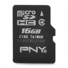 PNY Class 4 Micro SDHC TF Card (16GB)