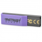 PATRIOT USB 2.0 Flash Drive - Black + Purple (16GB)