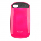 iFace Fashion Sports Car Style Protective Back Case for iPhone 4 / 4S - Red