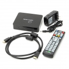 Android 4.0 HD 1080P Network Media Player w/ Wi-Fi / HDMI / USB / AV / LAN