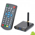 Mini X Android 2.3 HD 1080P Google TV Player w/ Wi-Fi / HDMI / USB / AV / TF