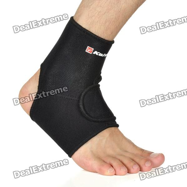 CAMEWIN 0642 Elastic Ankle Belt Wrap Brace Support - Black
