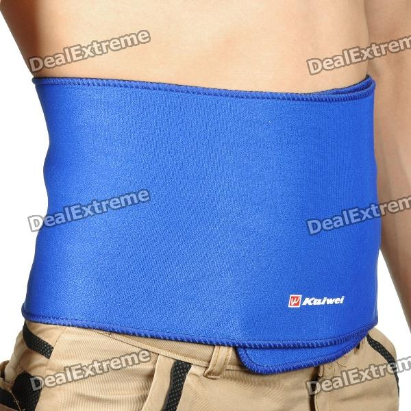 CAMEWIN 0620 Elastic Waist Wrap Brace Support - Blue sports elastic wrist support and protective wrap pair