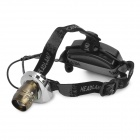 Cree XR-E Q5 180LM 3-Mode Headlamp - Champagne (2 x 18650)