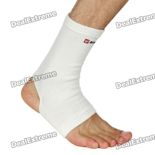CAMEWIN 0842 Elastic Ankle Belt Wrap Brace Support - White