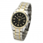 CX-003G Steel Band Quartz Wrist Watch for Men (1 x 377)