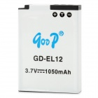 Replacement ENEL-12 3.7V 1050mAh Battery for Nikon S710/S610/S610C + More