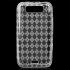 Protective TPU Back Case for LG MS840 - Transparent