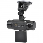 270??HD 1080P Car DVR 1.3MP with GPS/3D G-sensor/HDMI/Motion Detection/Circulating Recording