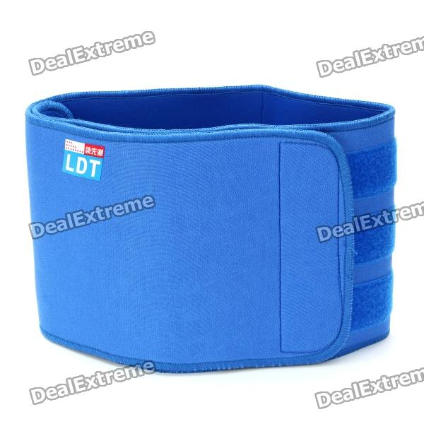 LDT 722 Weigh Reduction Fitness Waist Trimmer - Blue