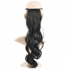 Fashion New Women's Long Curly Wigs - Black
