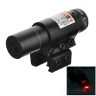 5mW Red Laser Rifle Scope with Gun Mounts (3 X AG13)