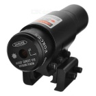5mW láser rojo Rifle Scope con monturas Gun (3 x AG13)