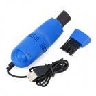 Mini USB Vacuum Cleaner Powered - Azul