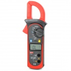 "UNI-T UT202 1.5"" LCD Digital Clamp Multimeter - Black + Red (2 x AAA)"