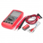 "UNI-T UT107 2.9"" LCD Digital Multimeter - Red + Black (1 x 9V 6F22)"