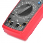 "UNI-T UT39B 2.6"" LCD Digital Multimeter - Red + Black (1 x 9V 6F22)"
