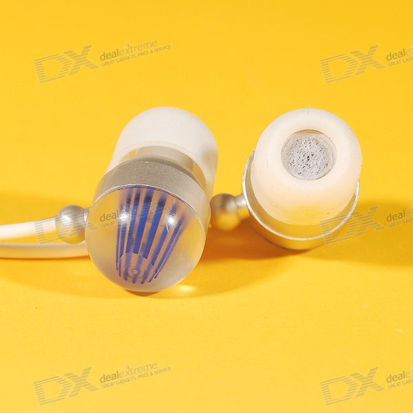 Stereo Earphones (3.5mm Jack)