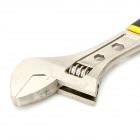 REWIN WBS-3410 250mm High-Carbon Steel Adjustable Wrench w/ 3 Hex Wrenches