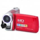 "5.0MP Digital Video Recorder Camcorder w/ 3.0"" LCD, 16X Digital Zoom / SD - Red"