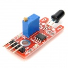 Keyes Flame Detection Sensor Module for Arduino (Works with Official Arduino Boards)