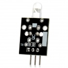 38KHz IR Infrared Transmitter Module for Arduino (Works with Official Arduino Boards)