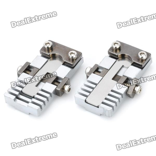 Multi-Function Key Clamp - Silver (2-Piece Pack)
