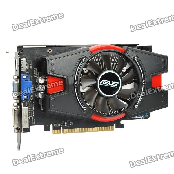 ASUS EAH6750/DI/1GD5 AMD Radeon 6750 1GB 128-Bit GDDR5 PCI Express 2.1 x16 Graphic Card