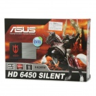 ASUS EAH6450 SILENT/DI/HM1GD3 AMD Radeon 6450 512MB 32-Bit GDDR3 PCI Express 2.1 x16 Graphic Card