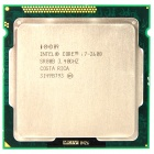 Intel Core i7 2600 LGA1155 3.4GHz 32nm Sandy Bridge Unit