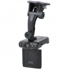 "DAZA A10 2.0MP CMOS Wide Angle Car DVR Camcorder w/ SD / HDMI / AV-Out - Black (2.4"" TFT LCD)"