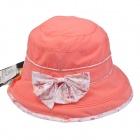 Stylish UV Protection Sun Hat Cap for Women - Pink