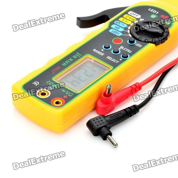 Auto Mobile Circuit Tester : Quot lcd car auto automobile circuit detector tester with