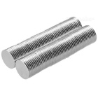 Ímãs super forte RE-raras (10 x 1 mm / 100-Pack)