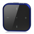 Bluedio DF-200 Clip-on Stereo Bluetooth V3.0+EDR Headset - Blue (4-Hour Talk/100-Hour Standby)
