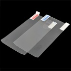 Protective Screen Protector with Cleaning Cloth for HTC One X