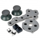 Repair Parts Replacement Kits for XBox Controller - Grey