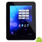 "SmartQ Q8 8"" Capacitive Screen Android 4.0 Tablet w/ Dual Camera / WiFi / G-Sensor - Black + Silver"