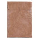 "10.1"" Document Style Protective PU Leather Carrying Case for tablet PC (Brown)"