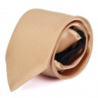 Fashion Men's Decoration Neck Tie - Champagne