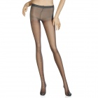 MAGICUTE Imprinted Zebra Phantom Pantyhose - Grey