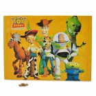 Intellektuelle Entwicklung Toy Story Image Pattern Papier Puzzle (96-Stück-Packung)