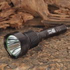 SLH SLH-H531 Cree XM-L T6 LED 800LM 5-Mode White Light Flashlight w/ Strap - Bronze (1 x 18650)