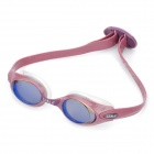 Genuine Sable PC-Objektiv Schwimmbrille Brillen w / Carrying Bottle - Pink + Blau
