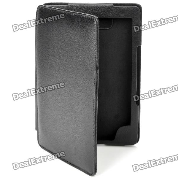 Protective PU Leather Case for Kindle 4 - Black Ann Arbor товары б.у