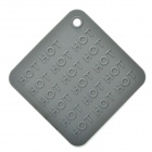 Silicone Heat Resistant Pad Mat - Grey