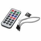 IR Receiver Module Wireless Remote Control Kit for Arduino (1 x CR2025)