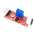 Microphone Sound Detection Sensor Module for Arduino (Works with Official Arduino Boards)